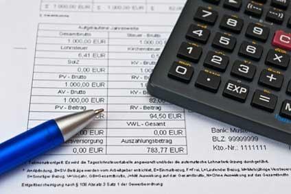 Lohnabrechnung Buchhaltung Buchhaltungsservice Berlin